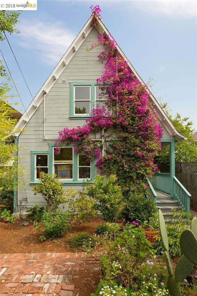 1739 Virginia St, Berkeley, CA 94703 (#40827252) :: Armario Venema Homes Real Estate Team
