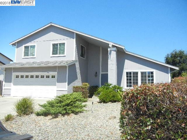 3430 Otter Court, Hayward, CA 94542 (#40832487) :: Armario Venema Homes Real Estate Team