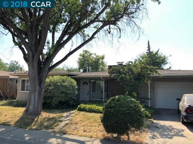 3207 Meadowbrook Dr, Concord, CA 94519 (#40833026) :: Armario Venema Homes Real Estate Team
