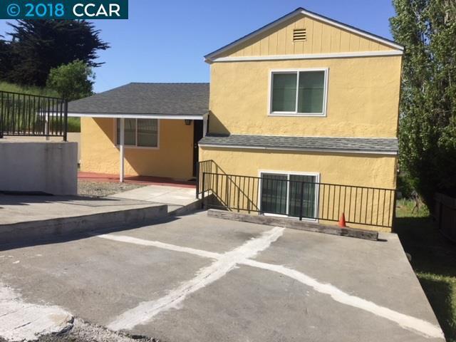 3922 La Cima Rd, El Sobrante, CA 94803 (#40846858) :: Armario Venema Homes Real Estate Team