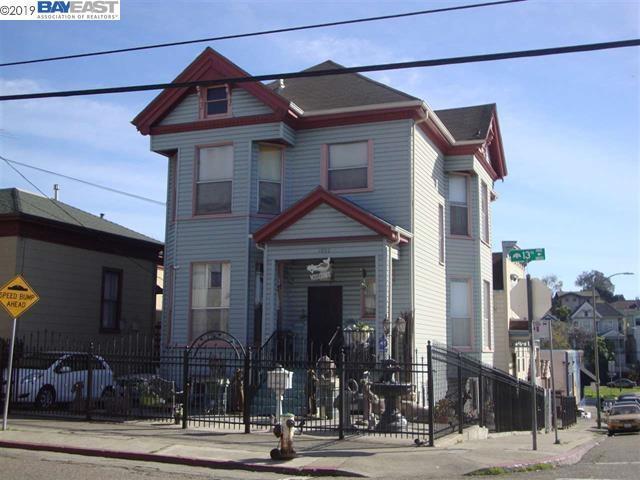 1802 13th Ave, Oakland, CA 94606 (#40856119) :: Armario Venema Homes Real Estate Team