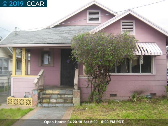 8100 Iris St, Oakland, CA 94605 (#40861364) :: Armario Venema Homes Real Estate Team