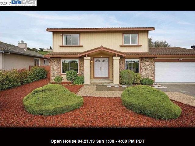 28625 E Hayward Blvd, Hayward, CA 94542 (#40861881) :: The Grubb Company