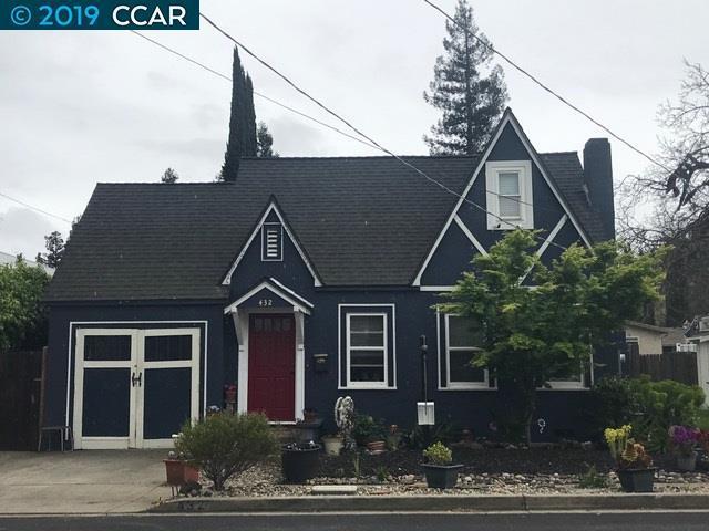 432 Gilger Ave., Martinez, CA 94553 (#40871473) :: J. Rockcliff Realtors