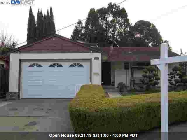 28068 Dickens Ave, Hayward, CA 94544 (#40879010) :: Armario Venema Homes Real Estate Team