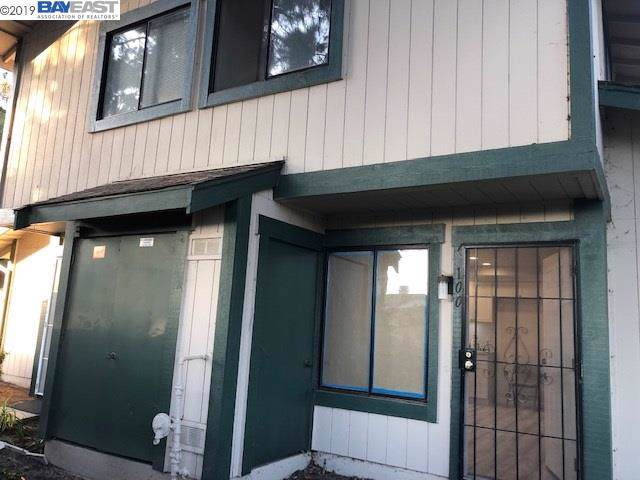 100 Bolero Plaza, Union City, CA 94587 (#40880776) :: Blue Line Property Group