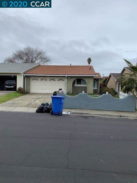 535 Harvey Way, Bay Point, CA 94565 (#40892961) :: The Lucas Group