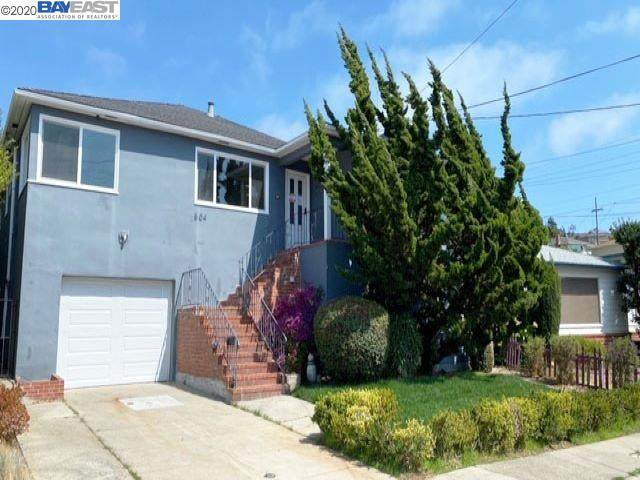 504 Colusa Avenue, El Cerrito, CA 94530 (#40913301) :: Blue Line Property Group