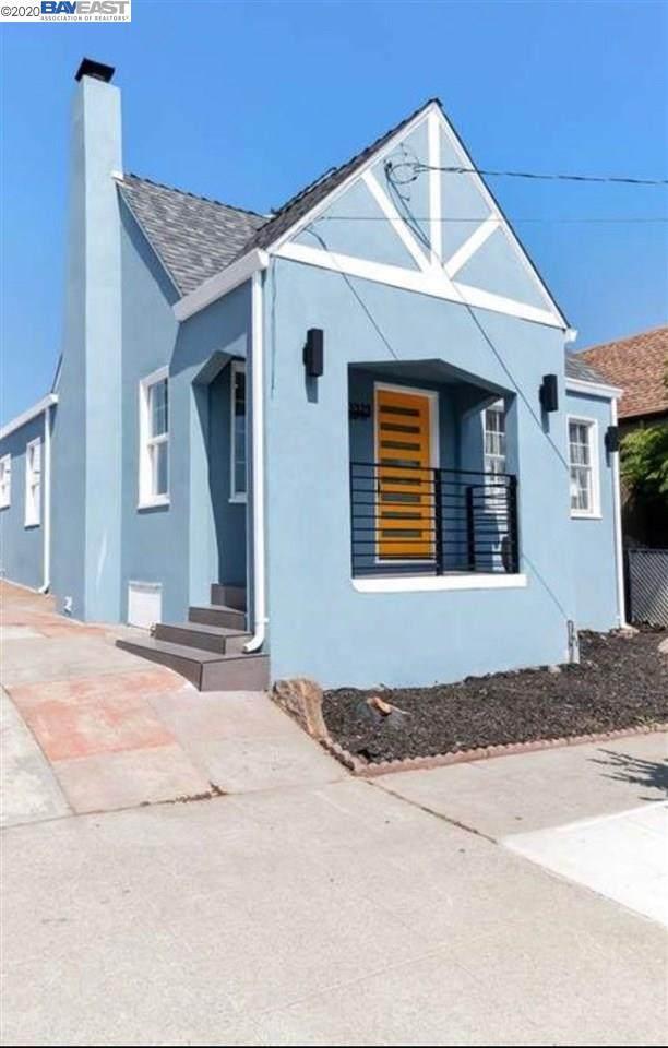 3323 Stuart St, Oakland, CA 94602 (#40915984) :: Armario Venema Homes Real Estate Team