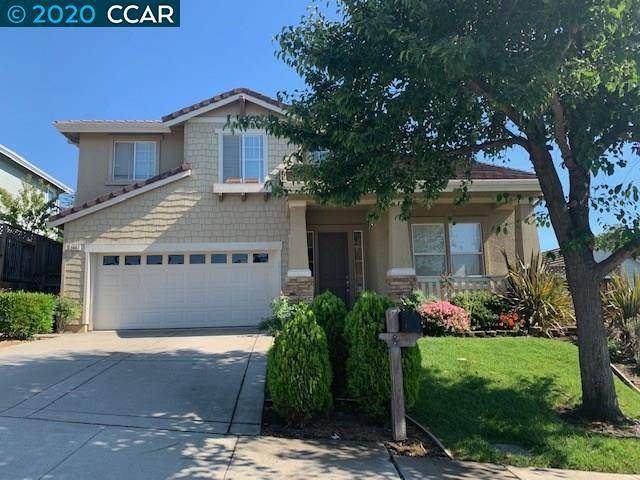 2667 Christopher Ct., Hayward, CA 94541 (#40918379) :: Realty World Property Network