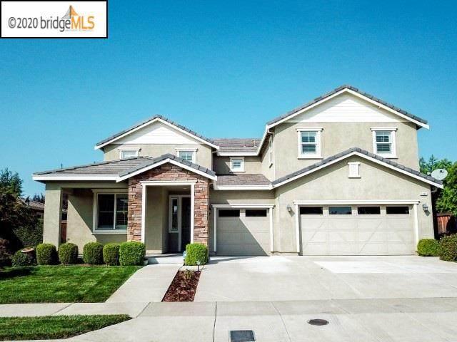 1145 Alta Vista Pl, Brentwood, CA 94513 (#40921613) :: Realty World Property Network