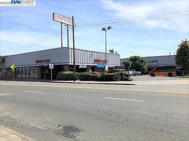 21715 Mission Blvd, Hayward, CA 94541 (#40923033) :: Realty World Property Network