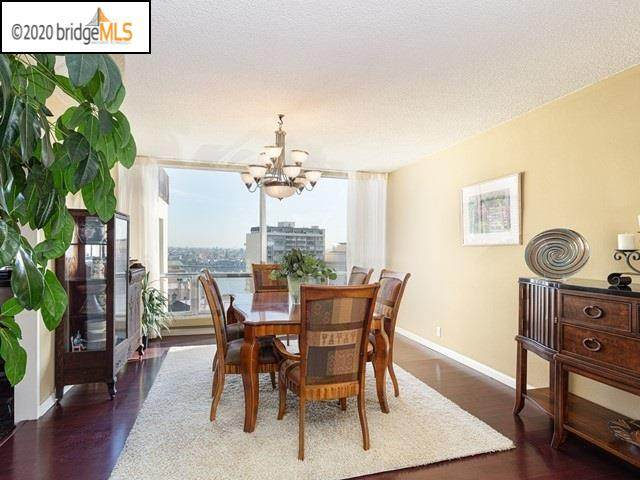177 19Th St 11C, Oakland, CA 94612 (#40931353) :: Excel Fine Homes