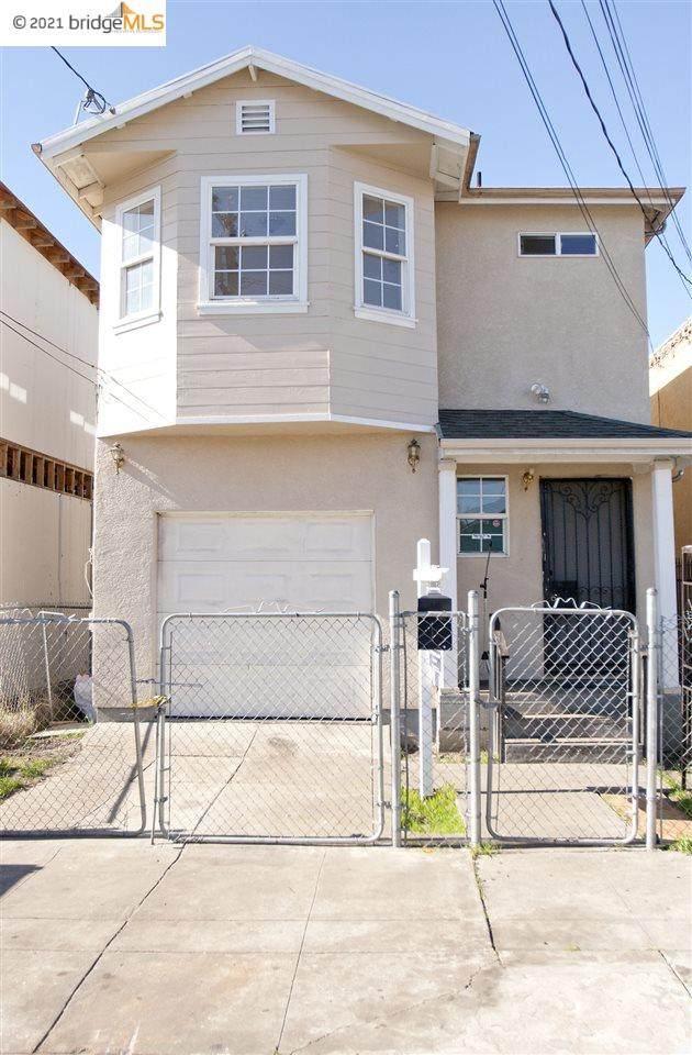 7117 Rudsdale St, Oakland, CA 94621 (#40939573) :: Armario Homes Real Estate Team