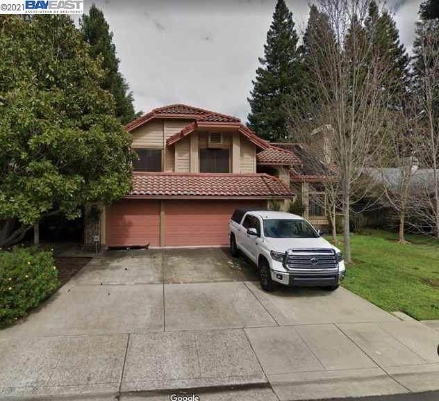 642 Las Barrancas Dr, Danville, CA 94526 (#40945394) :: Realty World Property Network