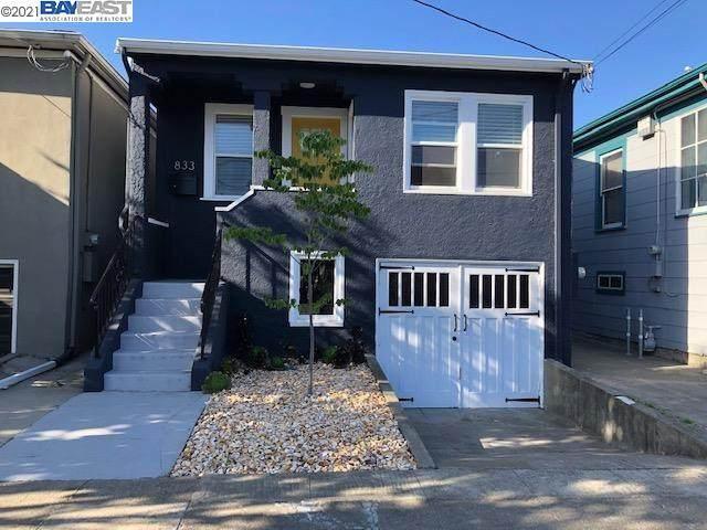 833 43Rd St, Oakland, CA 94608 (#40950947) :: Blue Line Property Group
