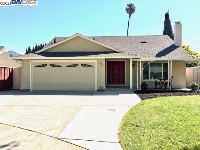 31390 San Ardo Ct., Union City, CA 94587 (#40952247) :: MPT Property