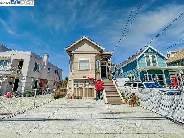1813 Sherman St, Alameda, CA 94501 (#40960699) :: Realty World Property Network