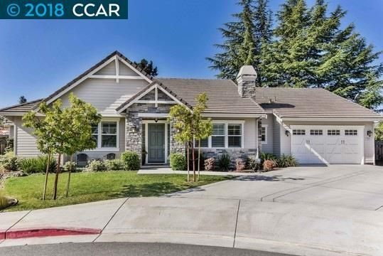 2863 Brian Ranch Ct, Walnut Creek, CA 94598 (#40816733) :: RE/MAX TRIBUTE