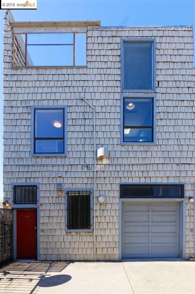 1004 9Th Ave, Oakland, CA 94606 (#40856948) :: Armario Venema Homes Real Estate Team