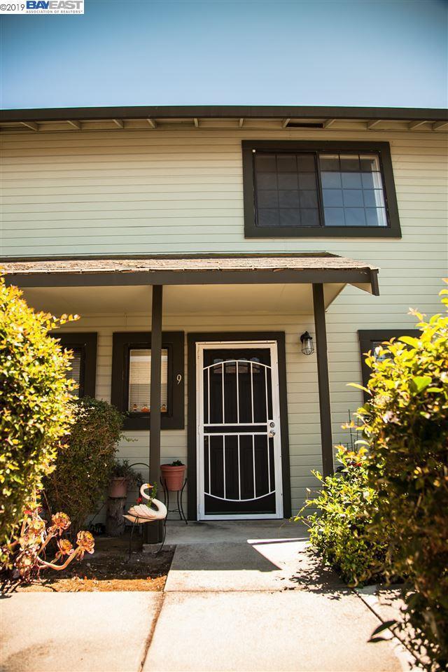 387 Laurel Ave #9, Hayward, CA 94541 (#40874994) :: Realty World Property Network