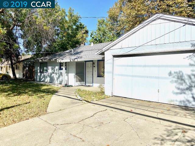 145 Hookston Rd, Pleasant Hill, CA 94523 (#40886222) :: Realty World Property Network