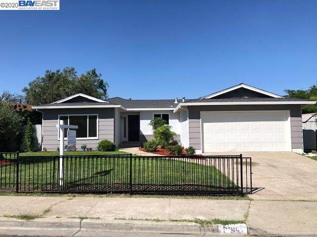 957 Ventura Dr, Pittsburg, CA 94565 (#40903722) :: Realty World Property Network