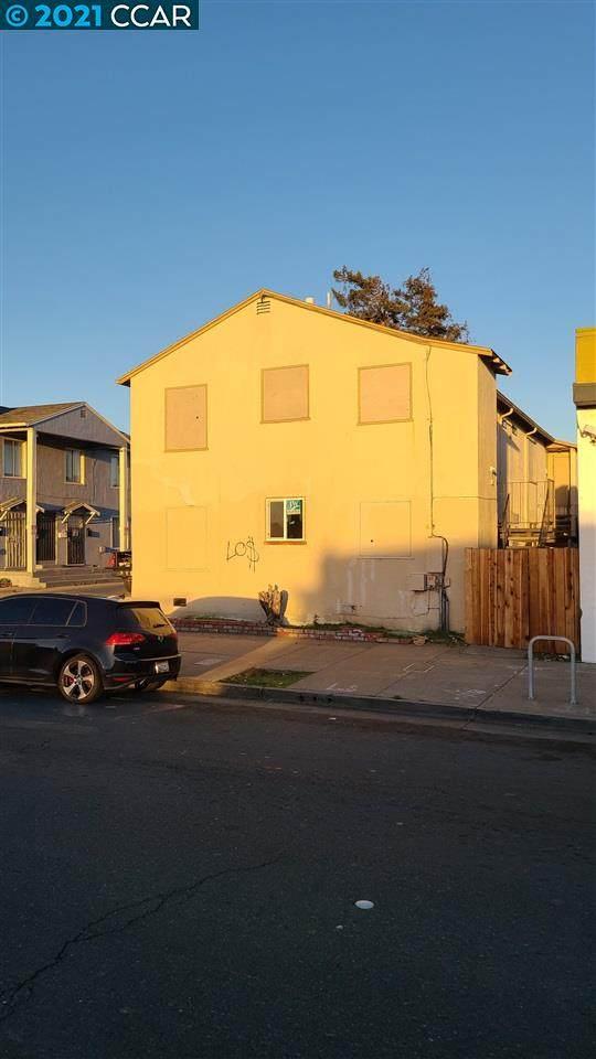 12630 San Pablo Avenue, Richmond, CA 94805 (#40938866) :: Paradigm Investments