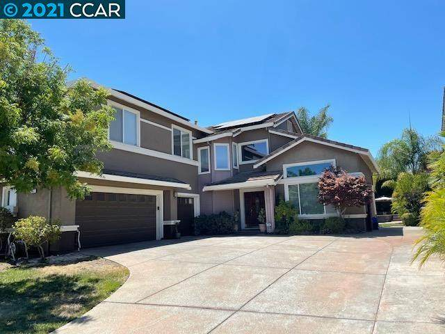 5457 Field Brook Ct, Antioch, CA 94531 (#40958486) :: Swanson Real Estate Team | Keller Williams Tri-Valley Realty