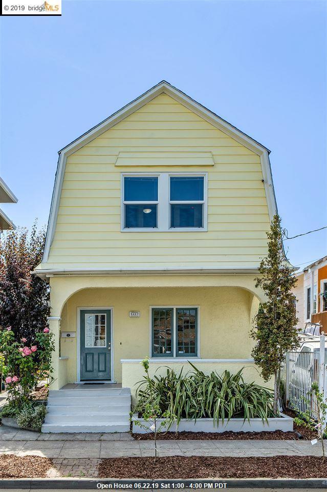 5407 Genoa St, Oakland, CA 94608 (#40869780) :: Armario Venema Homes Real Estate Team