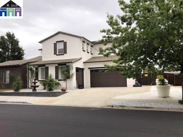 1642 Strathaven Pl, Brentwood, CA 94513 (#40882824) :: Armario Venema Homes Real Estate Team