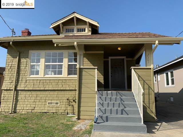 2501 66th Ave, Oakland, CA 94605 (#40888277) :: Armario Venema Homes Real Estate Team