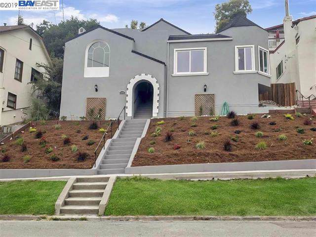 698 Santa Ray Ave, Oakland, CA 94601 (#40892175) :: Armario Venema Homes Real Estate Team