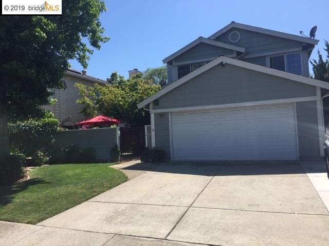 2904 Honeysuckle Cir, Antioch, CA 94531 (#40870347) :: Armario Venema Homes Real Estate Team