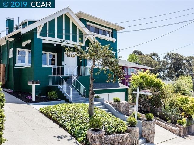 4324 Leach Ave, Oakland, CA 94602 (#40863116) :: The Grubb Company