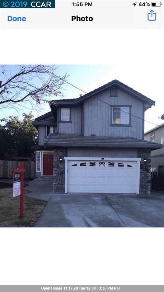 927 3Rd St, Rodeo, CA 94572 (#40888663) :: Armario Venema Homes Real Estate Team