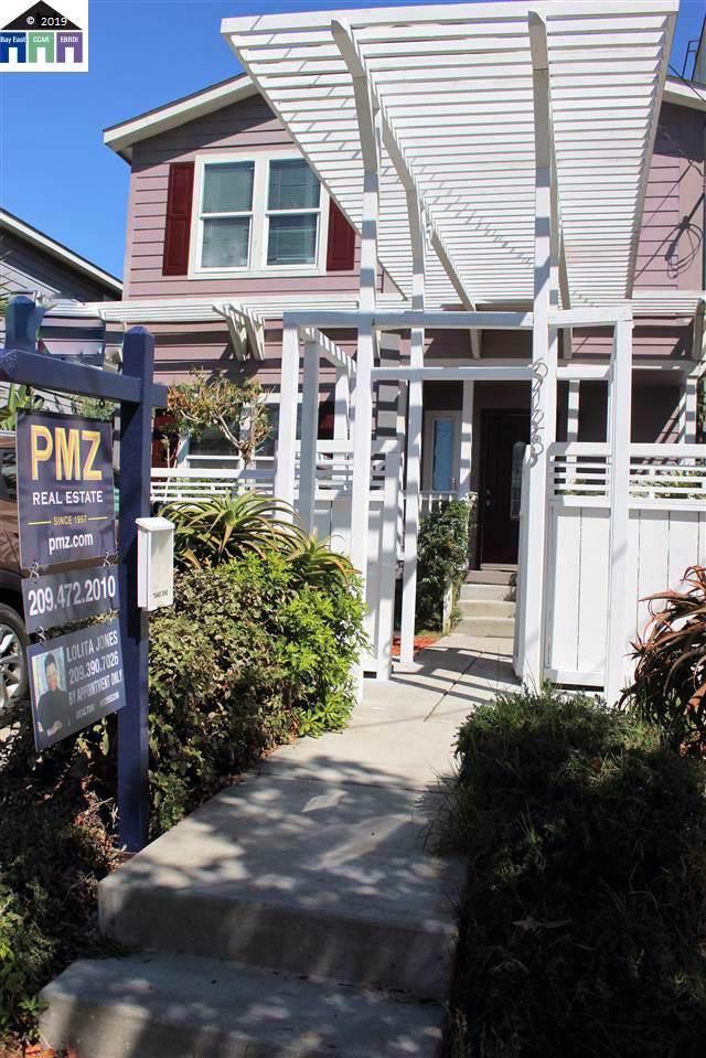 6128 Marshall Street, Oakland, CA 94608 (#40884346) :: Armario Venema Homes Real Estate Team