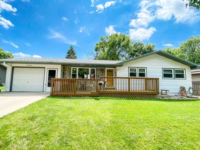 1210 Forest Street, Brookings, SD 57006 (MLS #20-589) :: Best Choice Real Estate
