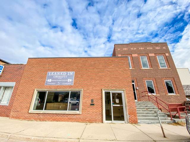 118 & 120 Center St, Madison, SD 57042 (MLS #20-726) :: Best Choice Real Estate