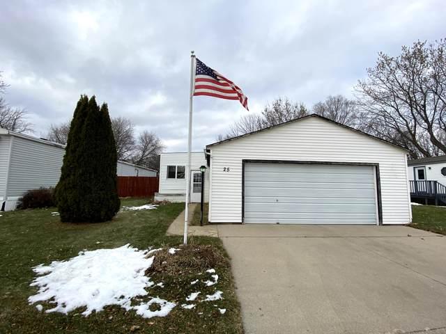 410 Medary Avenue S #25, Brookings, SD 57006 (MLS #20-832) :: Best Choice Real Estate