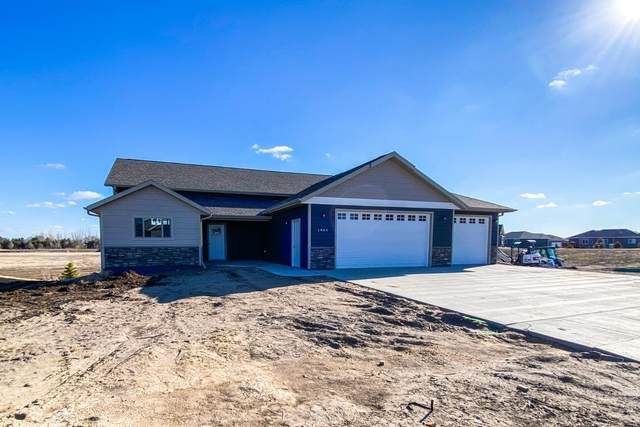 1904 23rd Street S, Brookings, SD 57006 (MLS #21-200) :: Best Choice Real Estate