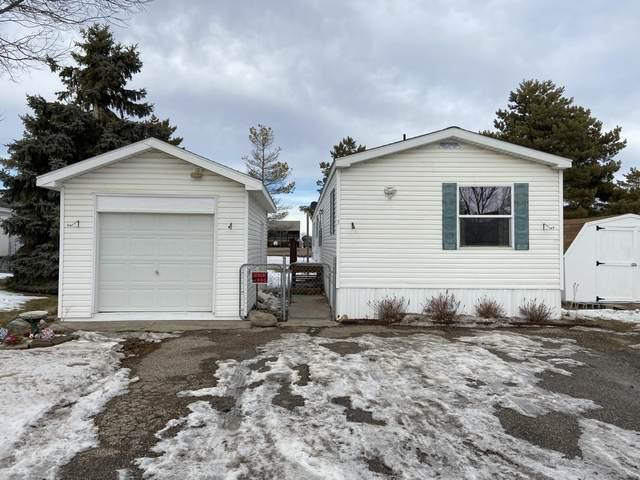 701 W. 13th Street #5, Brookings, SD 57006 (MLS #21-21) :: Best Choice Real Estate