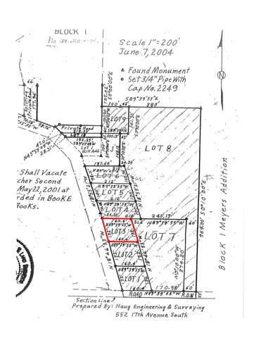 Meyers Addition L#3,B#1, Estelline, SD 57234 (MLS #21-390) :: Best Choice Real Estate