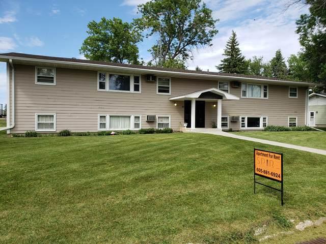 202 1st St NE, DeSmet, SD 57231 (MLS #21-525) :: Best Choice Real Estate