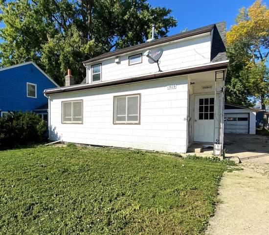 1309 4th Street, Brookings, SD 57006 (MLS #21-688) :: Best Choice Real Estate