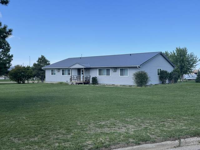 Parkside Apartments, Webster, SD 57274 (MLS #21-696) :: Best Choice Real Estate