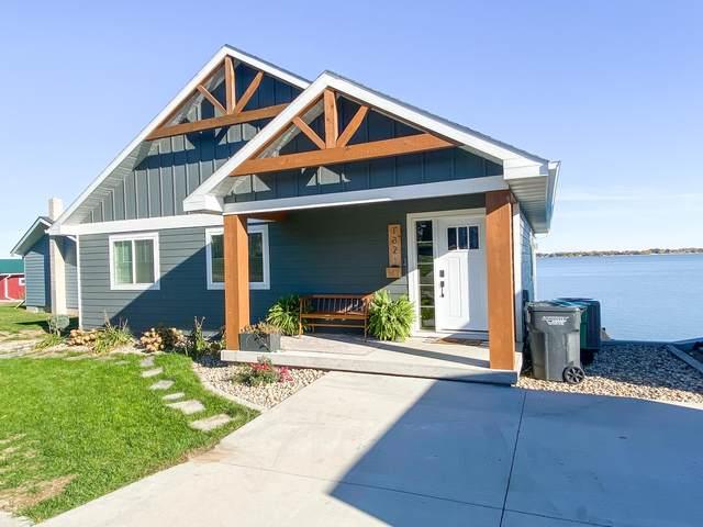 132 NW Lake Drive, Lake Norden, SD 57248 (MLS #21-733) :: Best Choice Real Estate