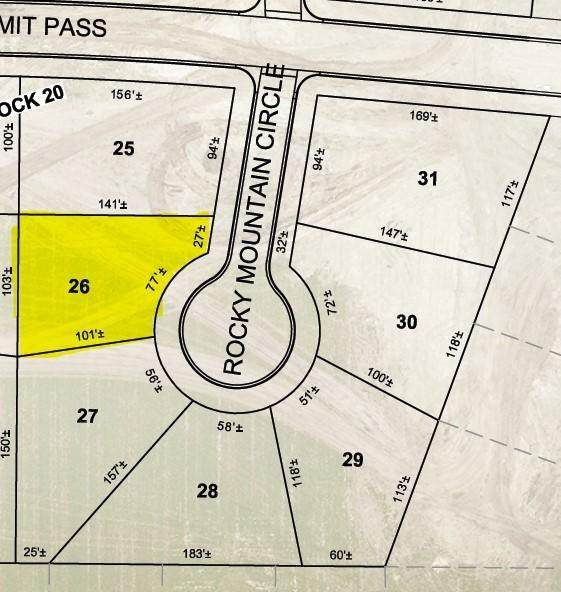 Timberline Addition L#26, B#20, Brookings, SD 57006 (MLS #21-578) :: Best Choice Real Estate