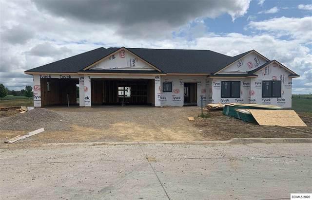 442 Wyatt Drive, Peosta, IA 52068 (MLS #140606) :: EXIT Realty Dubuque, Dyersville & Maquoketa