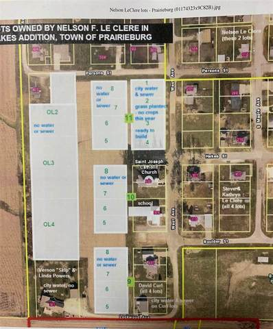 Sec 10 Lot 7&8 West Avenue, Prairieburg, IA 52219 (MLS #141562) :: EXIT Realty Dubuque, Dyersville & Maquoketa
